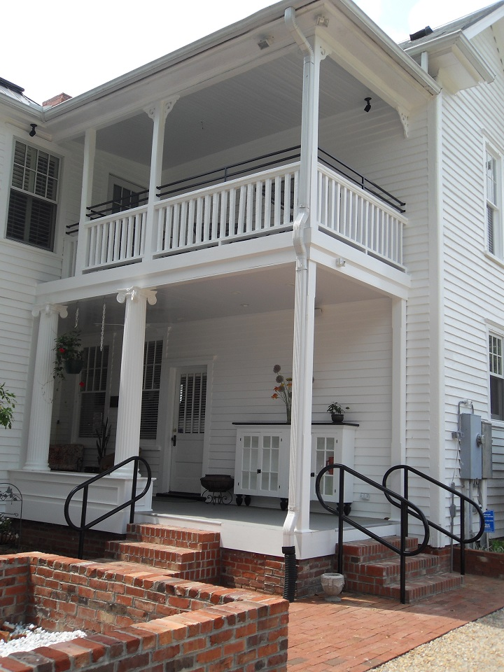 Jernigan Bed And Breakfast Nc